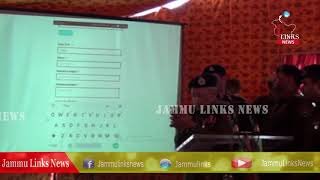 Official website & mobile App of Reasi Police launched