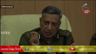 DGP holds darbar at Reasi, Udhampur