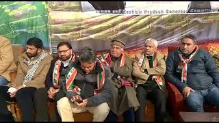 PDP-BJP failed to create peaceful atmosphere: Congress