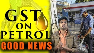 #GST Effects on petrol and Diesel | GST on Petroleum Products | GST on Petrol | Top Telugu TV