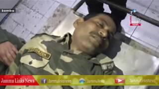 On his birthday, BSF jawan martyred by Pakistan sniper at India-Pakistan border in Samba