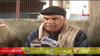 BJP's Ashok Kaul visits Pulwama, Kulgam and inaugurates District office Kulgam