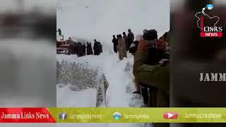 Jammu & Kashmir: 6 bodies recovered from avalanche site in Kupwara