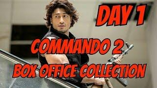 Commando 2 Box Office Collection Day 1