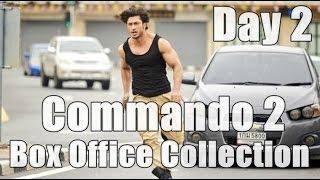 Commando 2 Box Office Collection Day 2