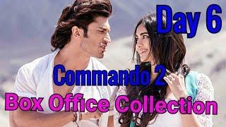 Commando 2 Box Office Collection Day 6