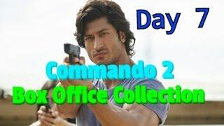 Commando 2 Box Office Collection Day 7