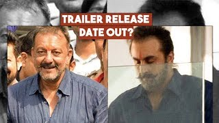 Ranbir Kapoor starrer Sanjay Dutt biopic trailer to be out on May 8? || Bollywood Bhaijan