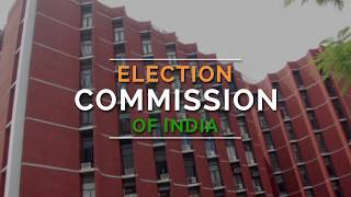 Social Media Communication Hub Launch by Election Commission of India