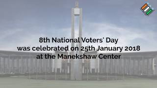8th National Voters' Day after Event Interviews of Awardees