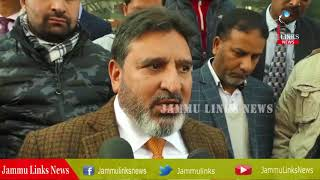 Army's 'meddling' in state affairs unacceptable: Syed Altaf Bukhari