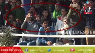 Jammu and Kashmir SHOCKER! People refuse to stand during National Anthem