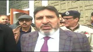 Manifold initiatives afoot to restore dignified peace in Kashmir: Altaf Bukhari