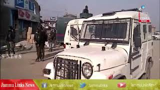 Grenade lobbed at CRPF personnel in Kashmir, passerby injured