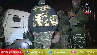 Two policemen injured in grenade attack on police station in Kashmir