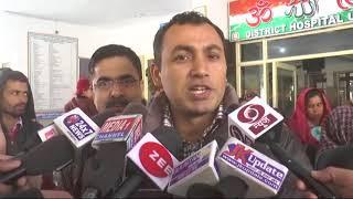 DC Udhampur kick-starts Pulse Polio Immunization Programme