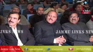Abdul Haq participates in All India Urdu Mushaira