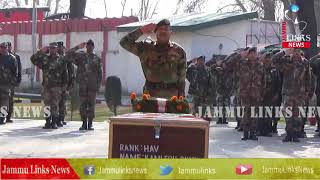 Army pays floral tributes to 3 jawans martyred in avalanche