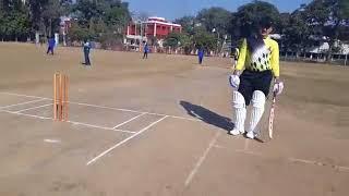 MLA XI take on Media CC XI in friendly cricket match in Jammu