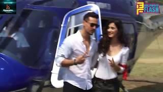Uncut: Baaghi 2 Stunts By Tiger Shroff & Disha Patani - Baaghi 2 Trailer Launch