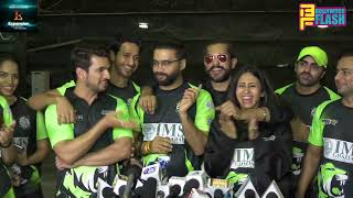 Mumbai Tigers Winning Emotional Moment - MTV BCL Season 3 Photoshoot