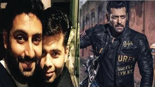 Karan Johar's next with Abhishek Bachchan? || After Salman khan Out Is Abhishek Bachchan In
