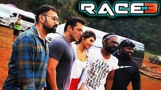 RACE 3 Shoot Wrap Up In Thailand | Salman Khan | Jacqueline Fernandez