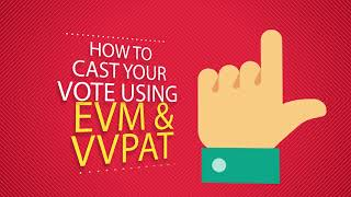 VVPAT Awareness Video (English)