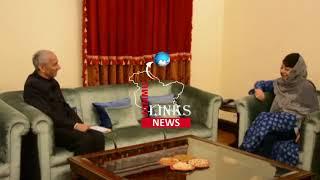 Dineshwar Sharma calls on J&K CM