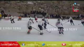 WSC Shakar Chiktan lifts 10th CEC Ice Hockey Cup