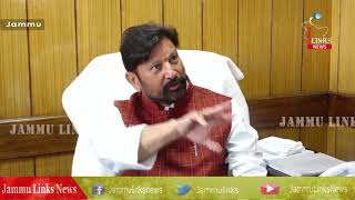 Govt committed to improve socio-economic profile of tribal communities: Lal Singh