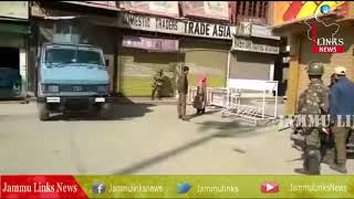 Kashmir shuts on fifth death anniversary of Afzal Guru