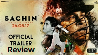 Sachin: A Billion Dreams Trailer Review