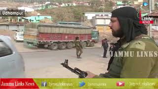 Security beefed up in Udhampur after Sunjwan terror attack