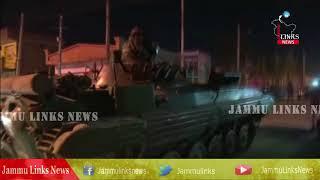 Sunjwan attack: Armoured vehicles deployed at Sunjwan Army Camp