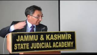 One Day orientation programme held at Judicial Academy
