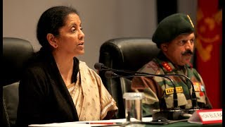 Inputs suggest foreign handlers controlled JeM terrorists: Sitharaman