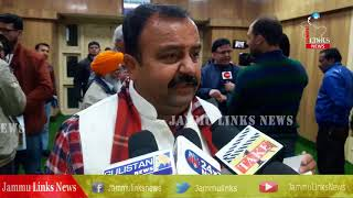 BJP demands FIR against NC MLA Mohammad Akbar Lone for pro-Pakistan slogan in Assembly