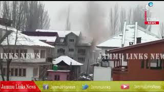 Srinagar CRPF camp attack: Operation to comb out terrorists continues on Day 2