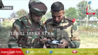 Security forces in J&K launch search operations in Samba