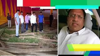 Faridabad News - गणेश चतुर्थी को धुम-धाम से मनाने की तैयारी में कैबिनेट मंत्री विपुल गोयल   