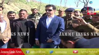 Forest Division organises plantation drive at JNV Arnora