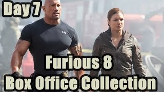 Fast And Furious 8 Box Office Collection Day 7