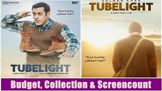 Tubelight Budget Collection And Screen Count