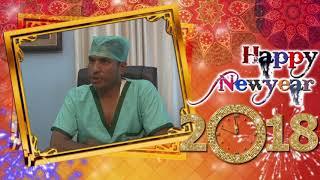 HAPPY NEW YEAR 2018 || DR.Naval Kishore || KKD NEWS