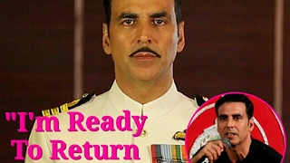 Akshay Kumar Wants To Return His National Award