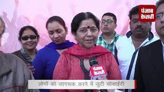 चंडीगढ में स्वच्छता को लेकर पहल में स्वच्छता को लेकर पहल