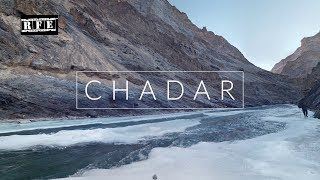 Chadar Trek | Experience | A Walk On The Zanskar River | 2018 | Best Full Documentary India Ladakh