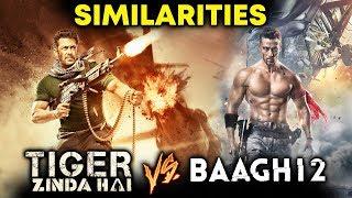 Tiger Zinda Hai Vs Baaghi 2 - What Are The Similarities - Salman Vs Tiger Shroff