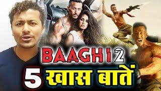 BAAGHI 2 Trailer | Top 5 Best Moments | Tiger Shroff | Disha Patani